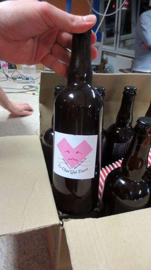 Le 11 février 2017 // SITA #11 : Fais ta bière le retour